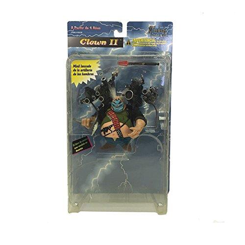 Todd McFarlane Toys 1994 Spawn Clown II Violator Ultra Action Figure 4
