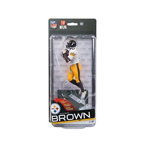 McFarlane Toys NFL Series 37 Antonio Brown Action Figure