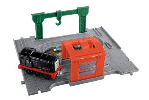 Fisher-Price Thomas Friends Take-N-Play Diesel Engine Starter Set