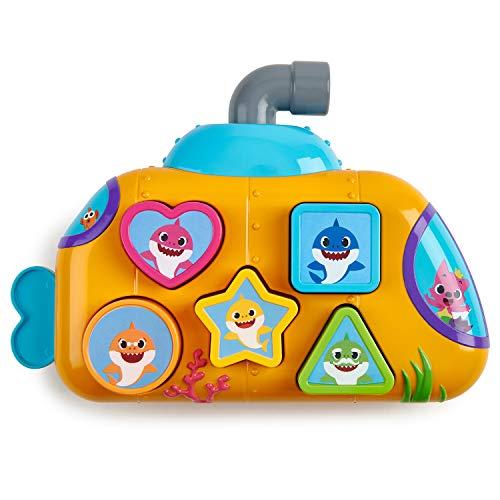 WowWee Pinkfong Baby Shark Melody Shape Sorter - Preschool Toy