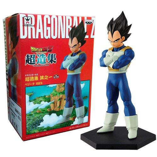 Banpresto 49763 Dragon Ball Z Revival of F Vegeta Action Figure 5
