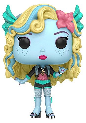 Funko Monster High Laguna Blue Pop Movies Figure