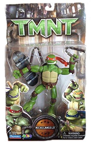 Teenage Mutant Ninja Turtles Movie Figure Michelangelo