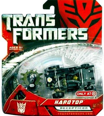 Transformers Movie Figure Hardtop