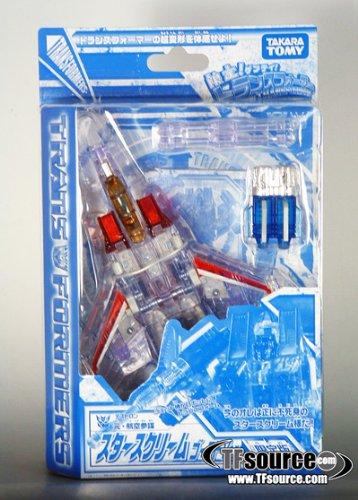 Transformers Generations 2009 Volume 02 - Exclusive Henkei Ghost Starscream