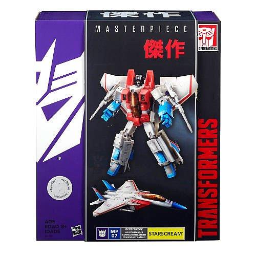 Transformers Masterpiece MP 07 Starscream Toys R Us Exclusive
