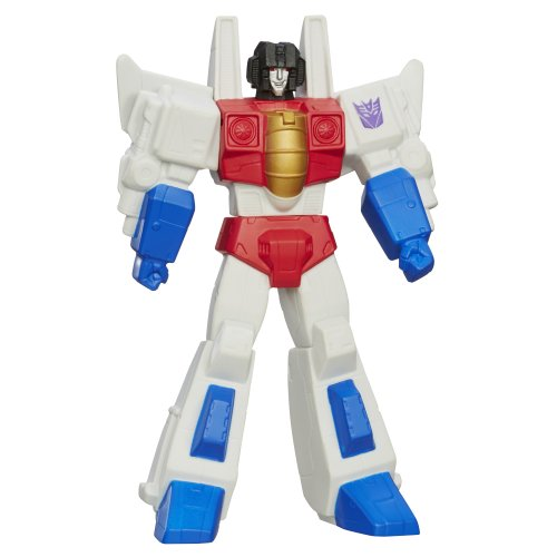Transformers Prime Titan Warrior Starscream Figure - 6 Inch