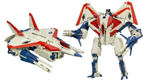 Transformers TRNSF G1 Voyager Starscream