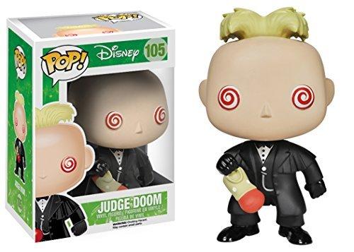 Funko POP Disney Roger Rabbit Judge Doom Action Figure by FunKo