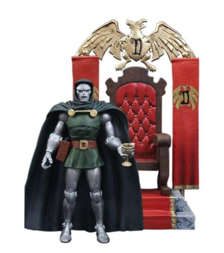 Marvel Select Dr Doom Action Figure