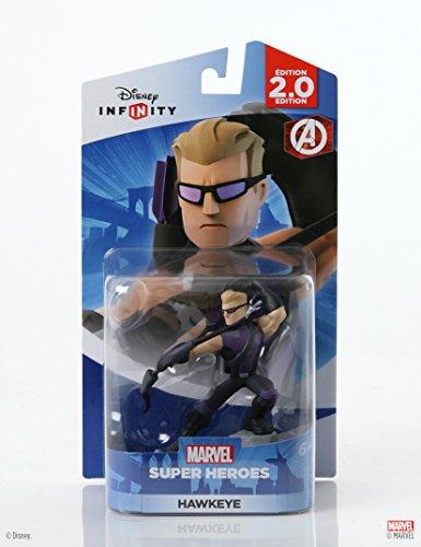 Disney Infinity Marvel Super Heroes Hawkeye Figure - 20 Edition