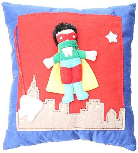 North American Bear Company Tooth Treasure Super Hero Doll by North American Bear