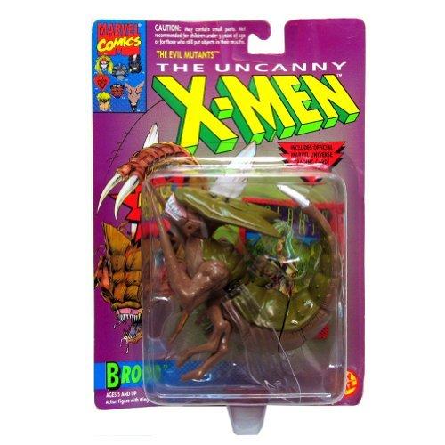 Brood The Uncanny X-Men 1993 Action Figure by Marvel Comics Toy Biz