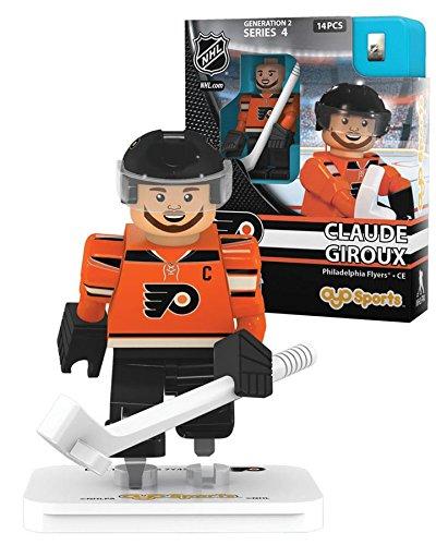Claude Giroux - Home Uniform OYO NHL Philadelphia Flyers G2 Series 5 LE Mini Figure by Oyo Sportstoys
