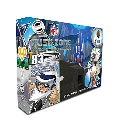 Dallas Cowboys NFL Rush Zone Team Pass-Age Oyo Play Set by Oyo Sportstoys