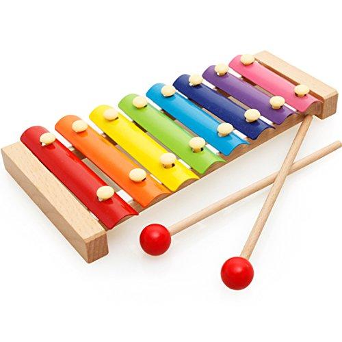 Abonnylv Baby Kids Xylophone Wisdom Development Musical Toys