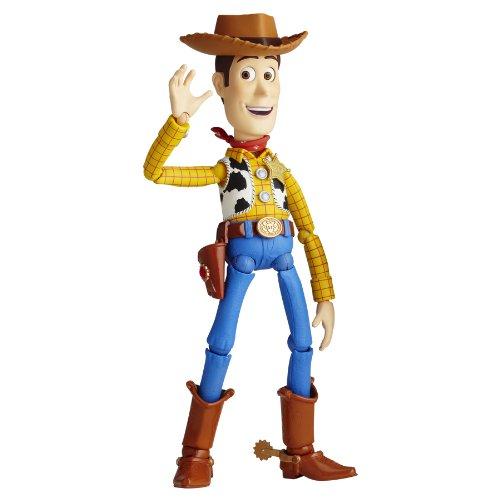 Walt Disney Toy Story SCI-FI Revoltech No 010 Woody Action Figure