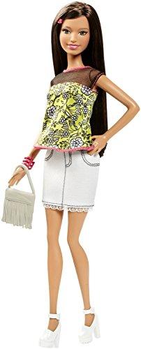 Barbie Fashionistas Doll Flower Fun 5