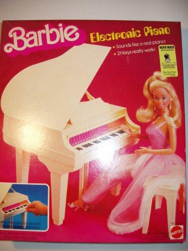 1981 Vintage Barbie Electronic Piano
