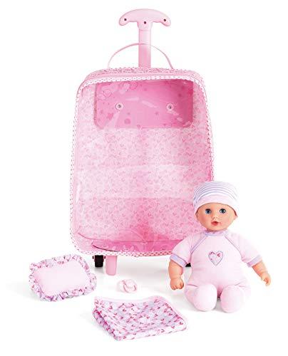 Kidoozie Pack n Play Baby Doll