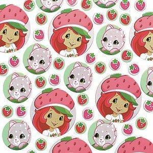 Designware Strawberry Shortcake Dolls Paper Confetti 1 Bag