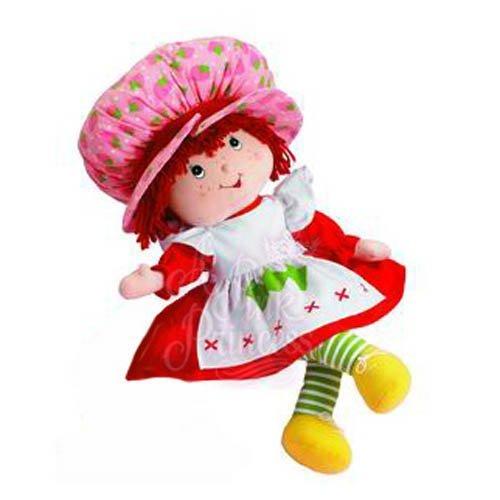 Madame Alexander 18 Strawberry Shortcake Cloth Doll