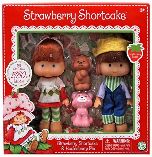 The Bridge Direct Strawberry Shortcake Huckleberry Pie Doll