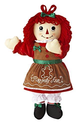 Aurora World Ginger n Spice Raggedy 16 Ann Doll