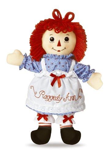 Raggedy Ann Classic Doll 16