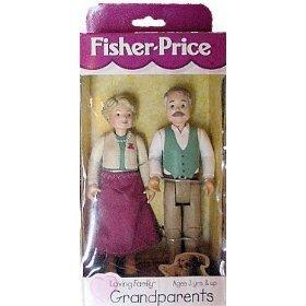 Fisher Price Loving Family Dollhouse Grandparents