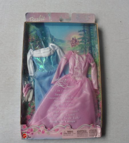 Barbie - Swan Lake Fashion Gift Set 2003