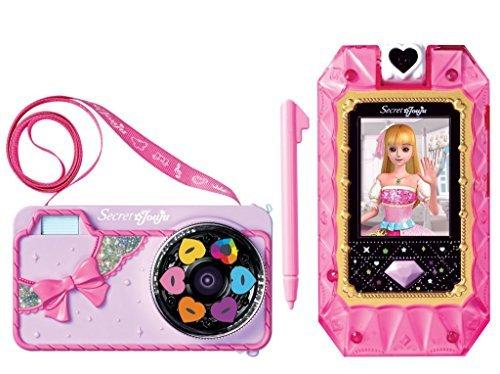 Secret Jouju Selfie Cam Camera for Kids Toy Cellphone for Children Item and Manuel all in Korean