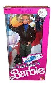 BARBIE Star n Strips AIR FORCE
