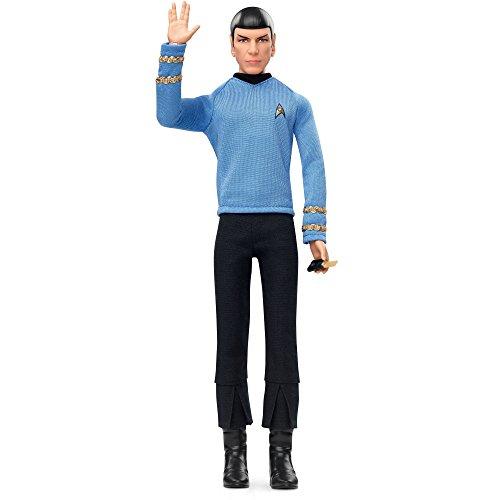 Barbie Star Trek 50th Anniversary Mr Spock