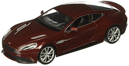 Welly Collection 124 Aston Martin Vanquish Diecast Model Sport Car