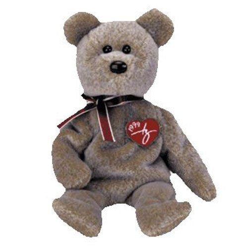 USA Warehouse TY Beanie Baby - 1999 SIGNATURE BEAR 85 inch MWMTs - Stuffed Animal Toy ITEMNO 43E8E-UFE6 C2A1329
