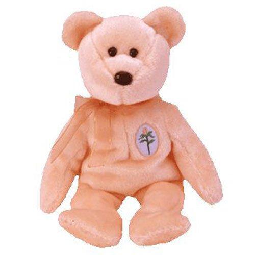 USA Warehouse TY Beanie Baby - DEAREST the Bear 85 inch MWMTs - Stuffed Animal Toy ITEMNO 43E8E-UFE6 C2A32414