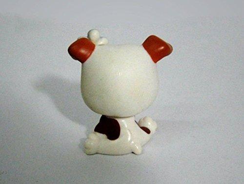 LPS Littlest Pet Shop BOXER BULL DOG 2106 with Flower Animal Figures toys item R6SG5EB-48Q15734