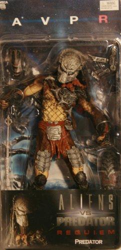 Alien VS Predator Requiem NECA Action Figure Series 2 Predator Masked