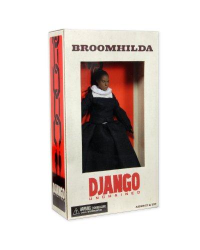 NECA Django Unchained Broomhilda 8 Action Figure Series 1