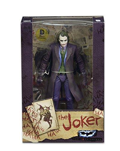 NECA The Dark Knight Heath Ledger Joker Exclusive Action Figure 7 DC Comics