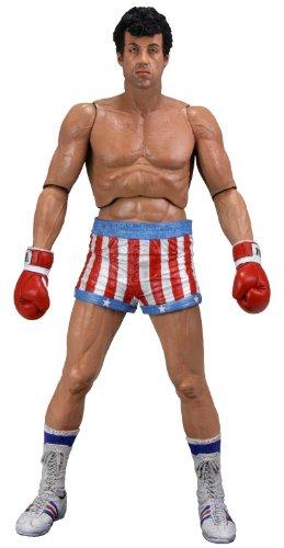 Neca Rocky - Series 2 - Rocky IV Regular - 7 Action Figure