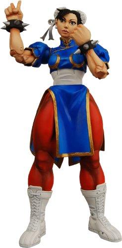 Street Fighter IV NECA Series 2 Player Select Action Figure Chun-Li