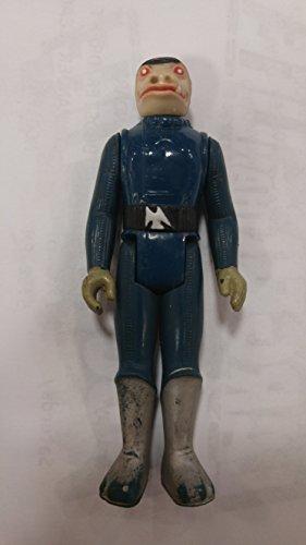 Star Wars A New Hope Snaggletooth Blue Vintage Action Figure 1978 Kenner