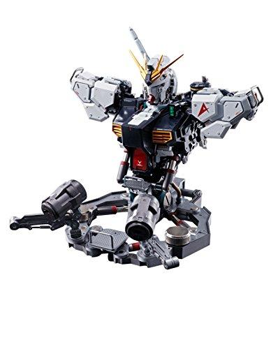 TAMASHII NATIONS Bandai Formani EX NU Gundam Chars Counterattack Action Figure