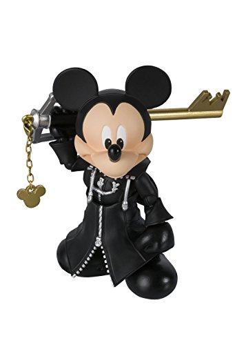 TAMASHII NATIONS Bandai SHFiguarts King Mickey Kingdom Hearts II Amazon Exclusive Action Figure