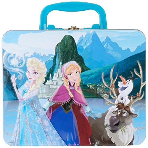 Disney Frozen Fever Puzzle with Tin Box X1
