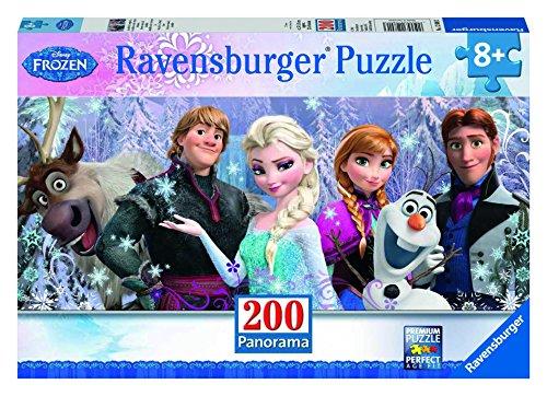 Ravensburger Disney Frozen Friends Panorama Puzzle 200-Piece