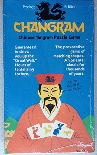 Changram -Pocket Edition- Chinese Tangram Puzzle Game-Vintage
