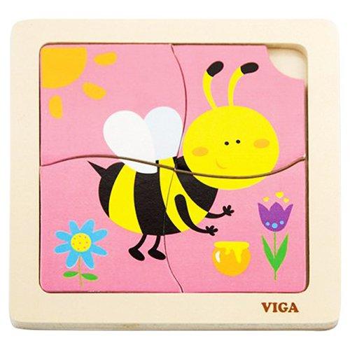 Original Toy Kids Children Bee 1st Puzzles